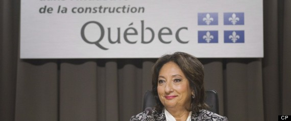 QUEBEC CORRUPTION PROBE 2013