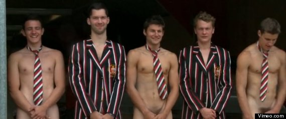 Warwick University Rowing Club Naked Calendars Students Bare All