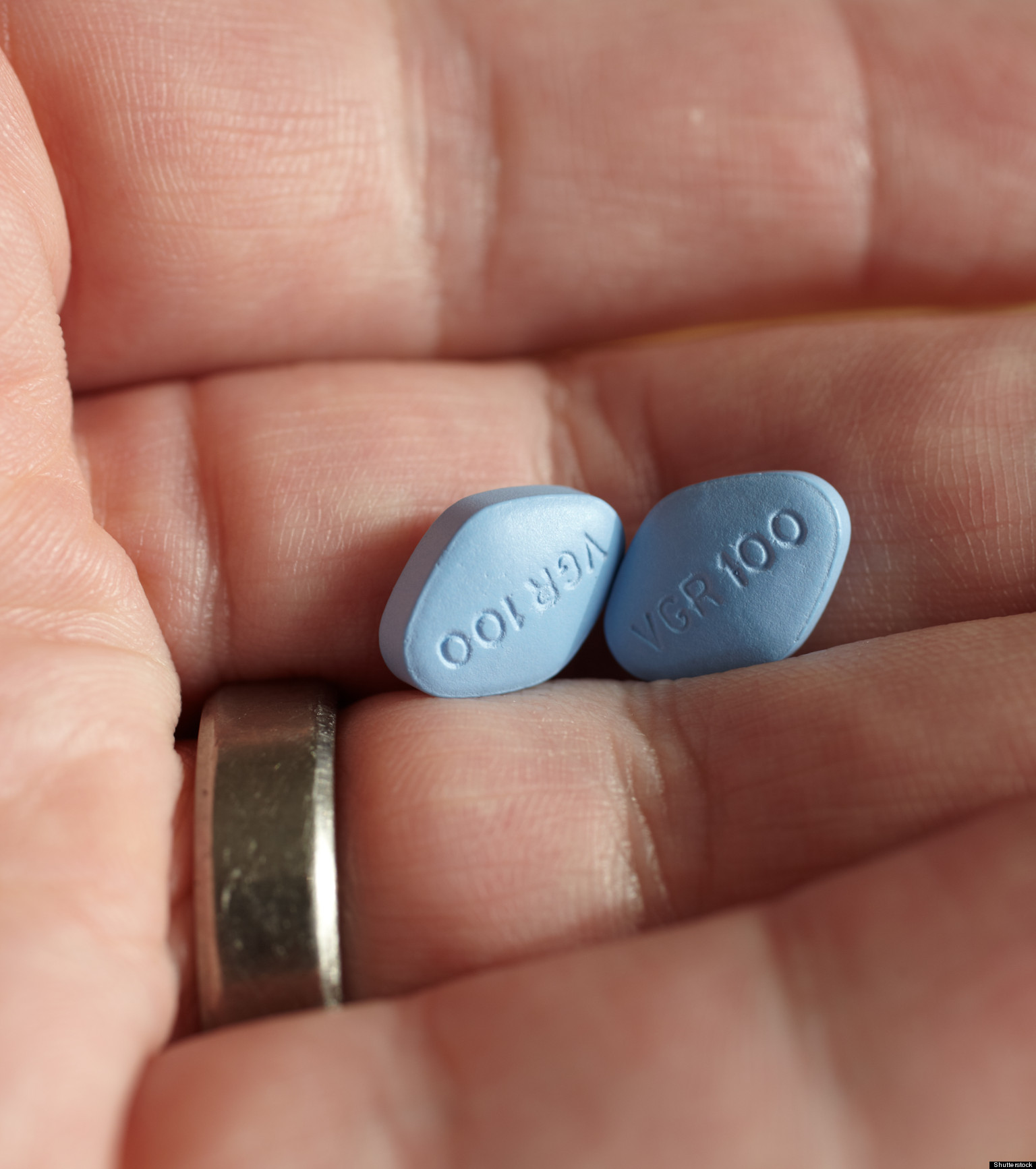 The Little Blue Pill That Ruined My Marriage