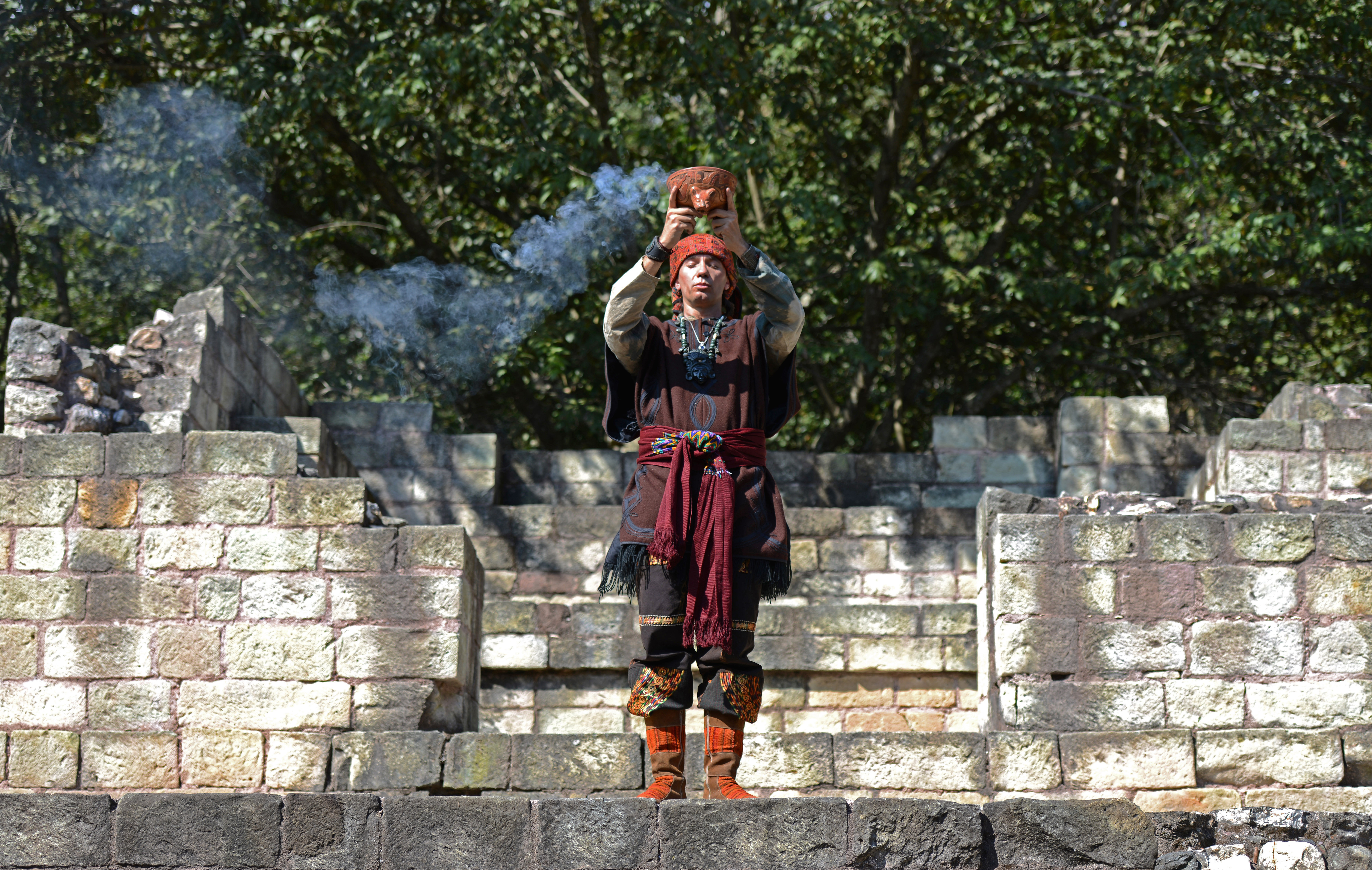 ceremonie maya
