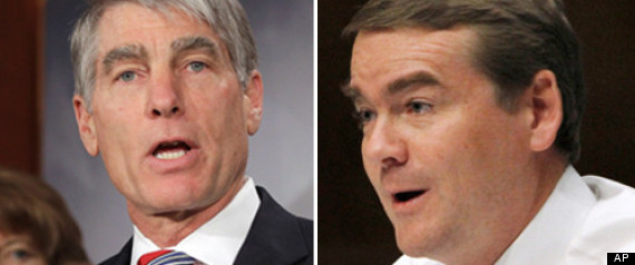 Mark Udall Michael Bennet Guns