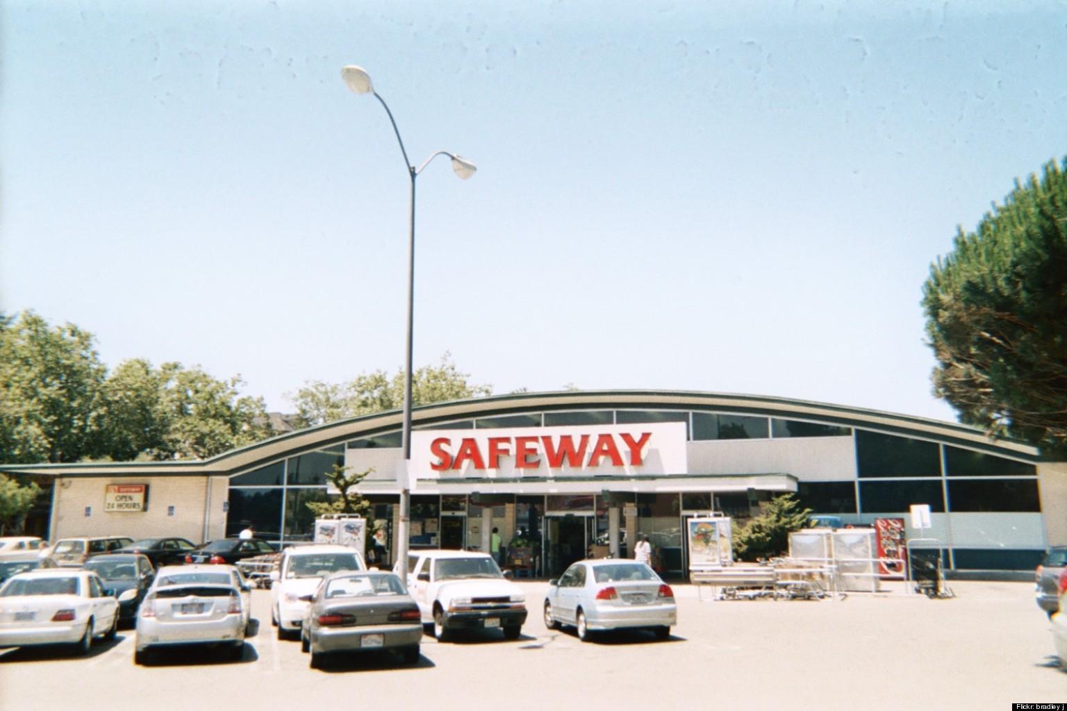 Safeway supermarket
