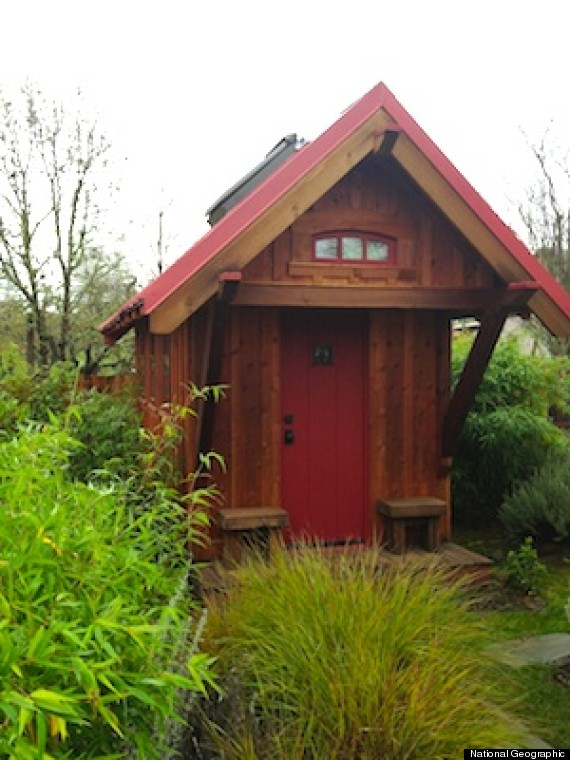 Tiny Home Designs: Jay Shafer, Tiny House Owner, Gives A Tour Of His 106