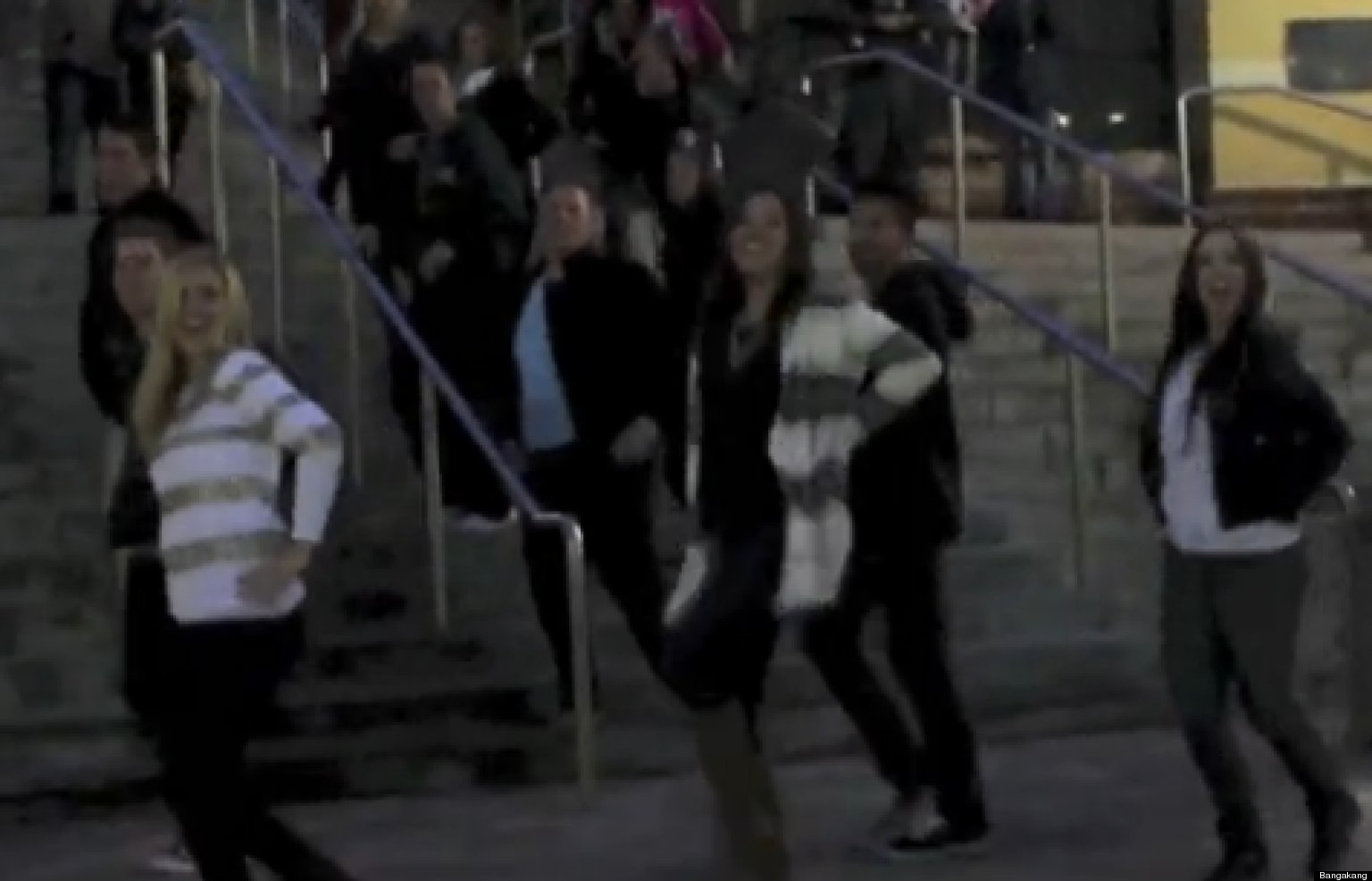 Flash Mob Proposal: Dancer Pops The Question During ...