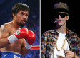 Justin Bieber & Manny Pacquiao: Singer Faces Ban From Philippines After Dissing Boxer (VIDEO)