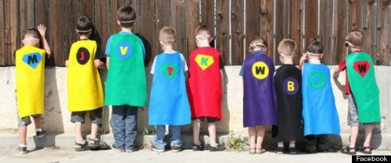 CAPES FOR KIDS