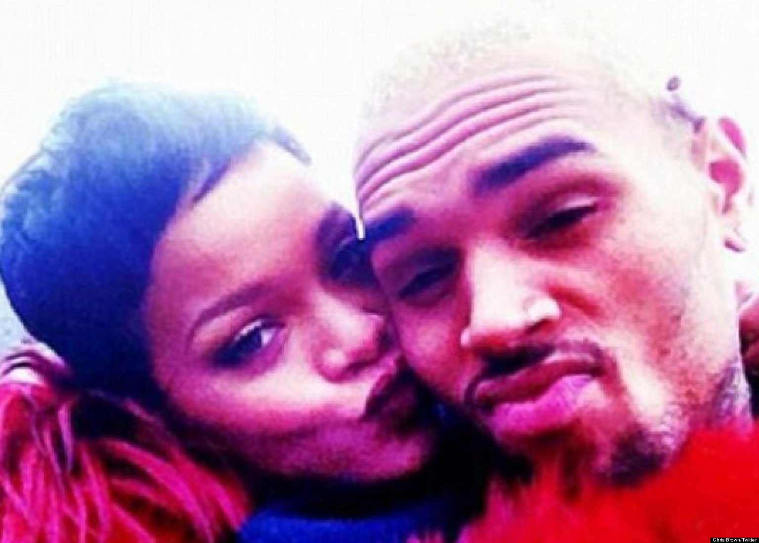 Chris Brown, Rihanna Can't Stop Sharing Photos Of Each ...