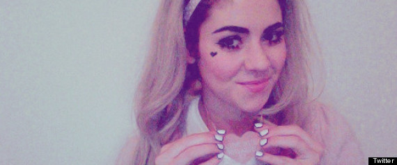 Marina And The Diamonds Style