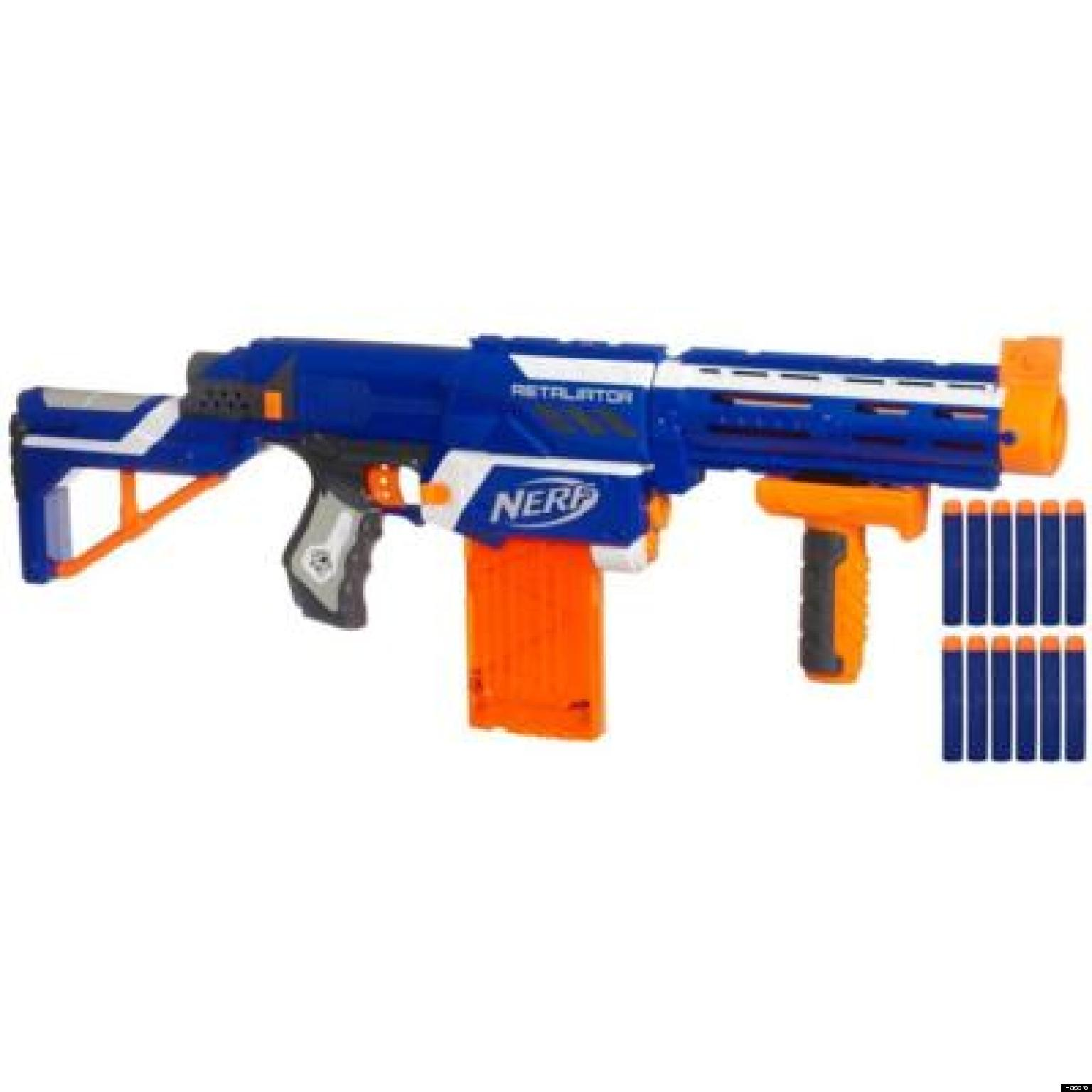 Toy Guns Shunned By Parents As Holiday Gifts After Newtown