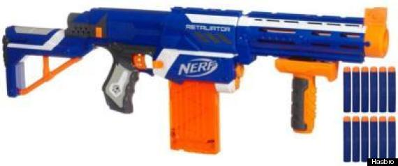 How Fast Is SteelyKid's Nerf Gun?