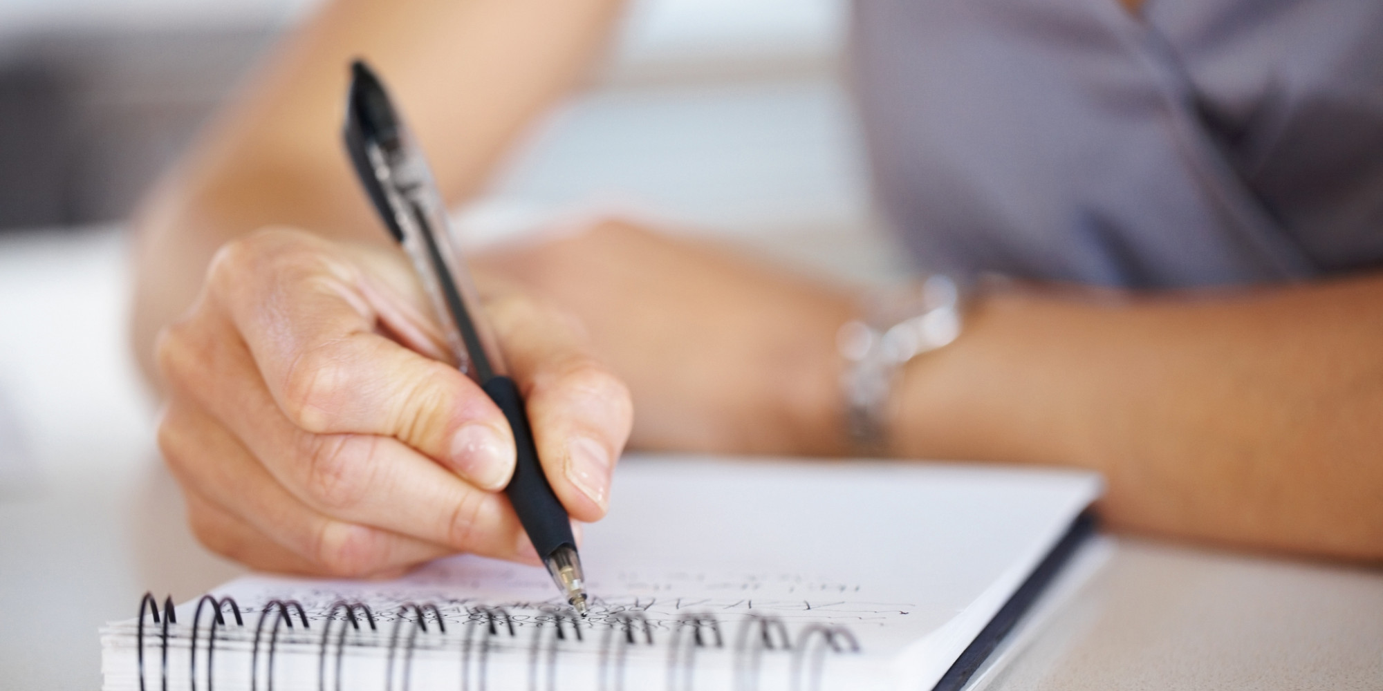 Person Writing A Letter O-open-letter-to-married- ...