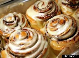 5 Things You Didn't Know About Cinnabon