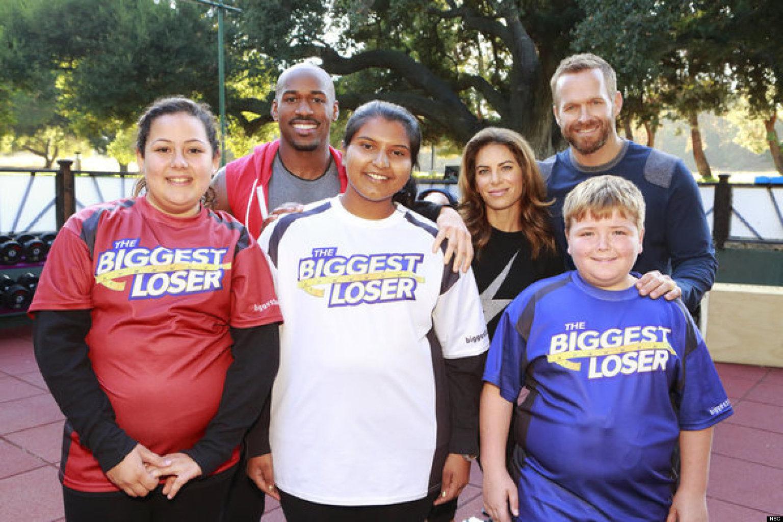 Overweight Black Kids 'The Biggest Loser' Te...