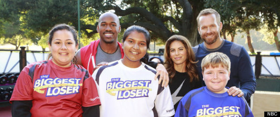 THE BIGGEST LOSER KID CONTESTANTS