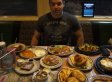 Jamie 'The Bear' McDonald, Competitive Eater, Attempts To Eat Every Item On Denny's Hobbit Menu (VIDEO)