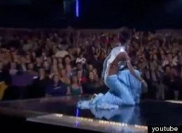 Caídas y tropezones de las candidatas a Miss Universo 2012