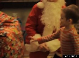 WATCH: 3-Year-Old Is In For A HUGE Surprise