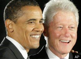Obama Bill Clinton