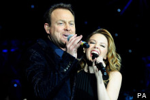 Especially For You: Kylie Minogue And Jason Donovan Reunite For Christmas Concert