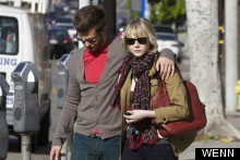 Cute Couple Alert: Emma Stone And Andrew Garfield Go Puppy Shopping IN LA