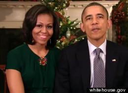 Mensaje de Navidad del Presidente y la primera dama (VIDEO)
