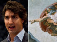 God Kept Kids From Trudeau Talk, Catholic Group Says (TWITTER)