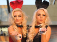 Playboy Bunny Costume Gets A New Sari-Inspired Look For India (PHOTOS)