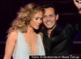 El regalo para sus fans: Jennifer Lopez y Marc Anthony nuevamente juntos (FOTOS)