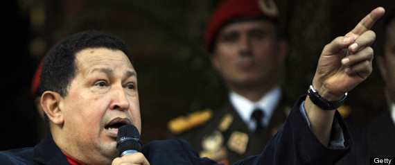 Hugo Chavez Cancer Surgery