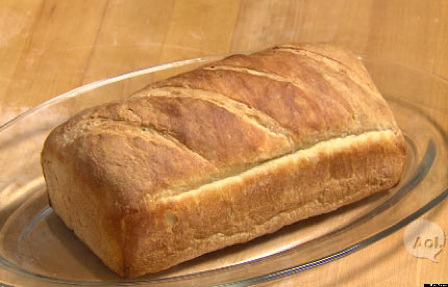 Como hacer pan casero!!