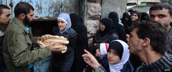 SYRIE RAID ARIEN