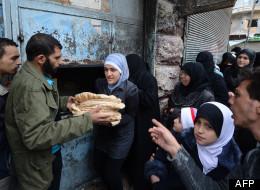 Syrie: raid aérien devant une boulangerie près de Hama