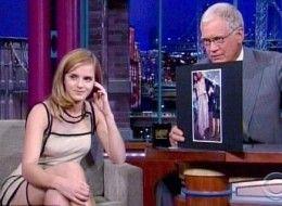 """Emma Watson's Wardrobe Malfunction: """"At Least I Was Wearing Underwear"""