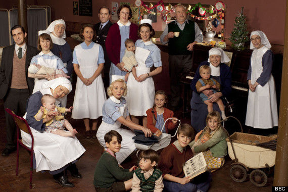 Call The Midwife' Christmas Special 'Very Moving' Says Miranda ...