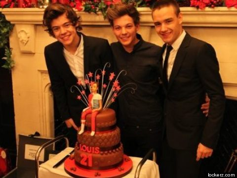 Louis Tomlinson Birthday One Direction Singer Turns 21 HuffPost