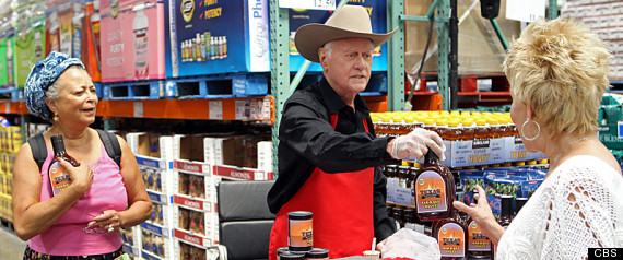 LARRY HAGMAN I GET THAT A LOT