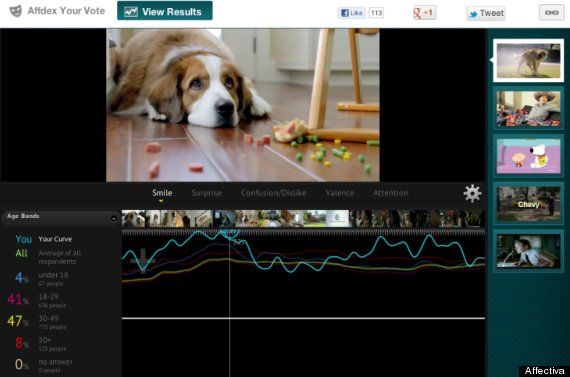 affectiva emotion recognition technology