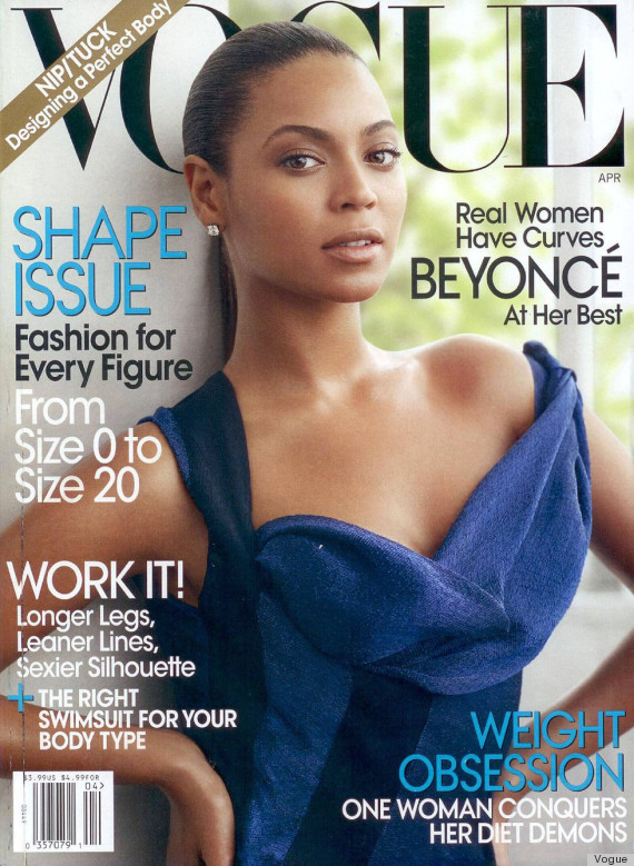 beyonce vogue cover coming in march 2013 rumor has it huffpost