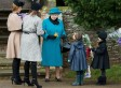 British Royal Family's Christmas Walk Is A Fashionable Outing (PHOTOS)
