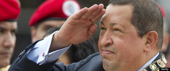 Hugo Chavez Walking Surgery