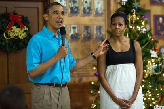 President Obama 39 S Hawaii Vacation Wardrobe Leaves Much To
