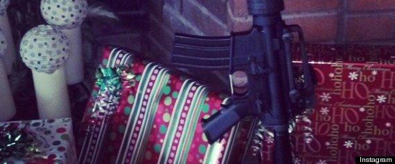 GUNS FOR CHRISTMAS