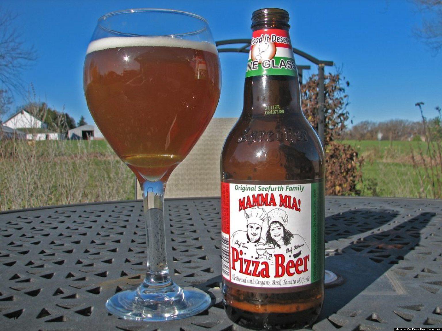 Как сварить пиво с малиной