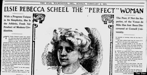 perfect woman 1912