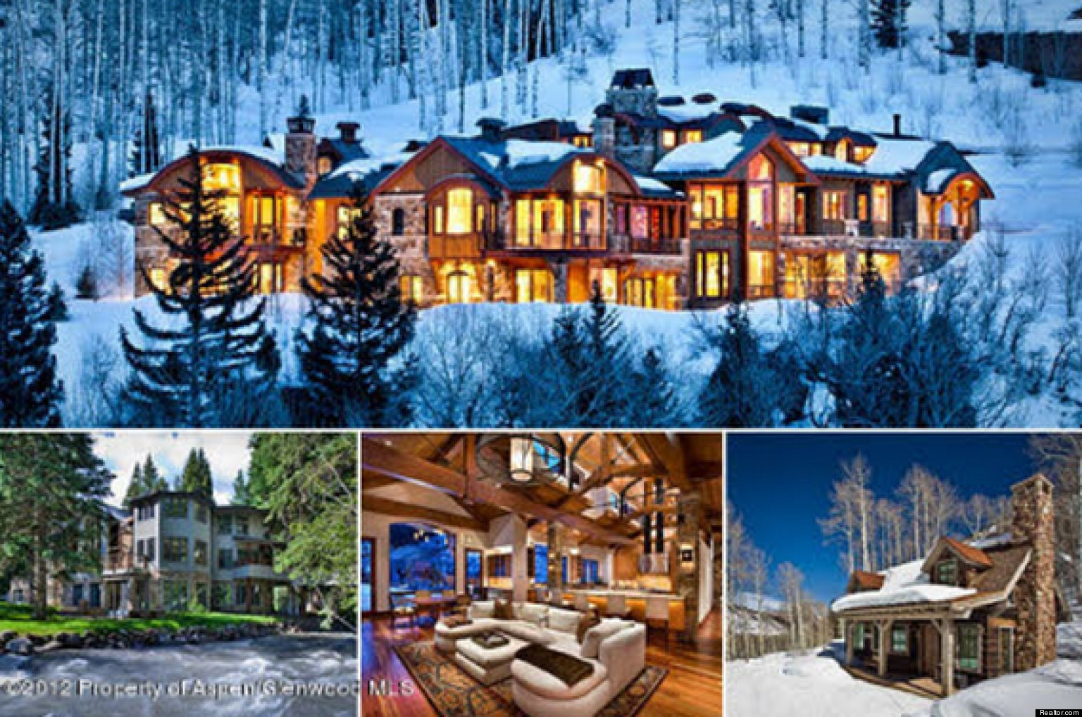Aspen 39 S Top 10 Most Expensive Homes According To PHOTOS