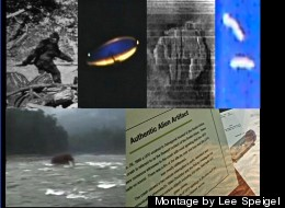 Looking Back At The Top 10 UFO And Unexplained Phenomena Stories Of 2012