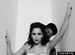 Cheryl Cole Teams Up With Two Of Her Favourite Boys