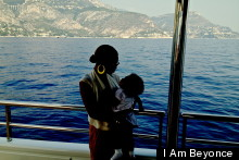 Like Mother, Like Daughter: Beyonce & Blue Ivy (PHOTOS)