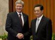 Izok Corridor Deal: Harper's Cabinet Mulls Massive Chinese Resource Project In Arctic