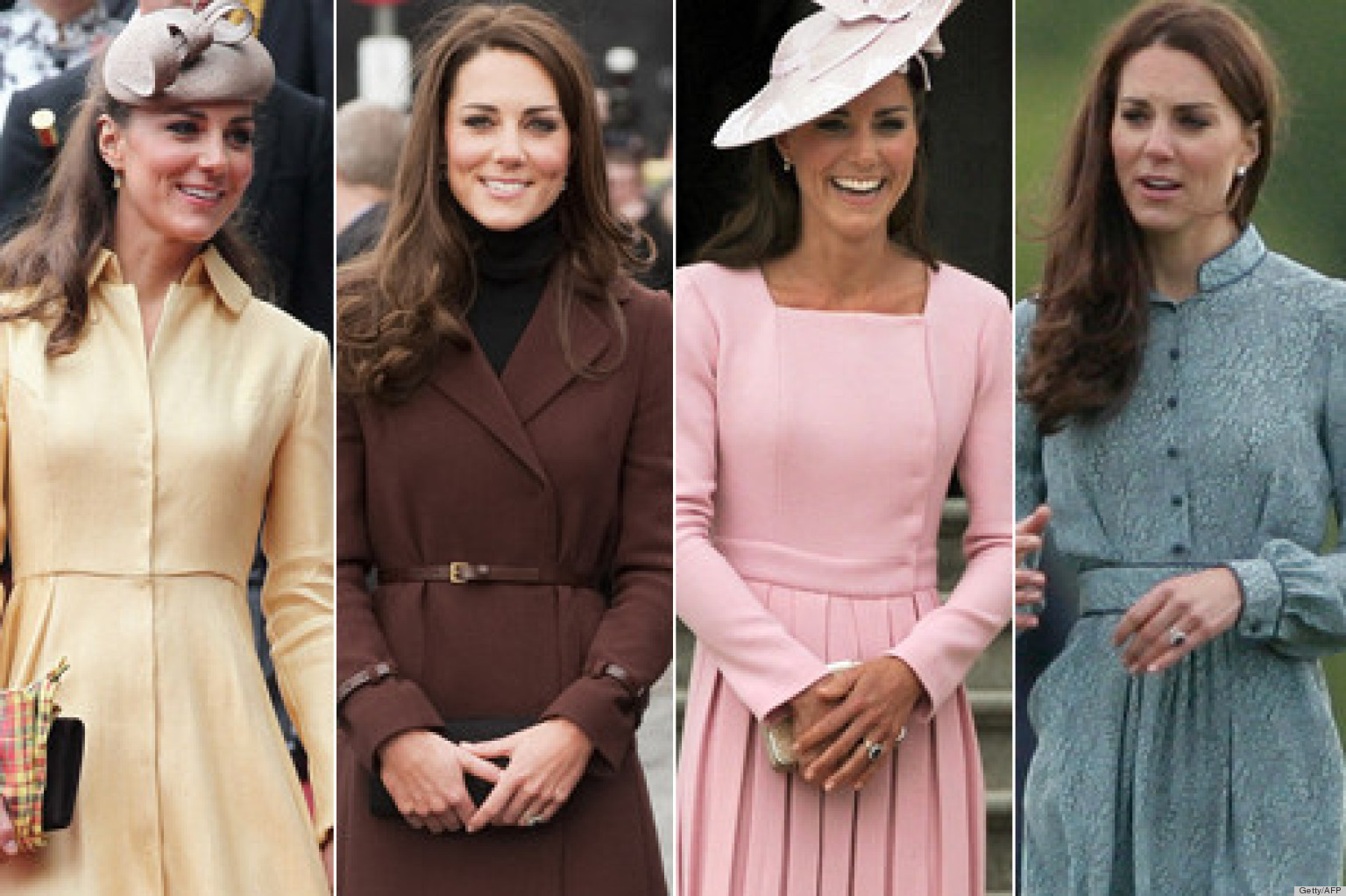 Kate Middleton S Style Isn T Always Fabulous Hence These